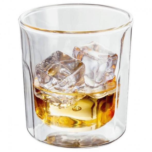 Judge szklanki do drinków izolowane podwójne ścianki 2x300 ml. JU-JDG45