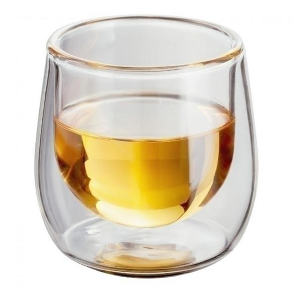 Judge szklanki izolowane podwójne ścianki 2x75 ml. JU-JDG10