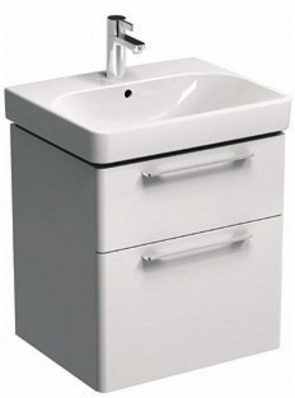 KOŁO TRAFFIC szafka wisz. biała pod umywalkę 60 cm  89433 - Wysysłka 78 zł na palecie