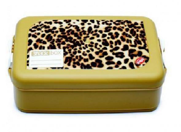 Pojemnik na kanapki leopard 1,33l Snips 000280
