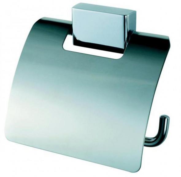 Pojemnik na papier toaletowy z/k BloQ