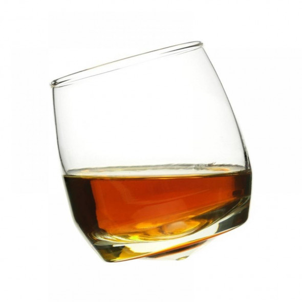 Sagaform Bujajace się szklanki do whisky 6 szt.--SZYBKA  WYSYŁKA