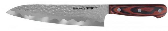 Samura Kaiju nóż szefa kuchni 210mm hartowanie - twardość 58HRC SKJ-0085