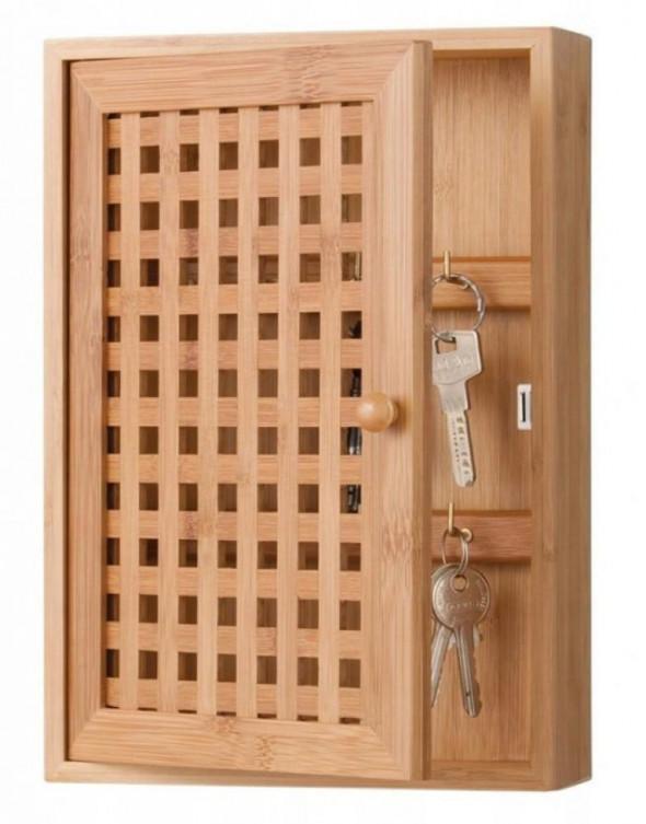 ZELLER szafka wieszak półka na klucze organizer 13876