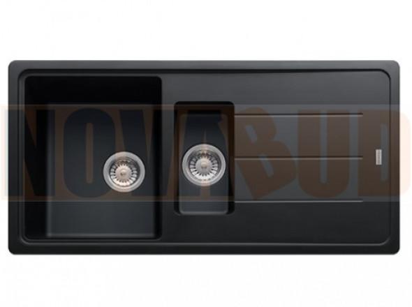 Franke Basis - BFG 651 Fragranit Onyx 114.0205.032