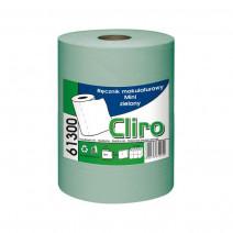 CLIRO Ręcznik makulaturowy zielony 65m 1W szt