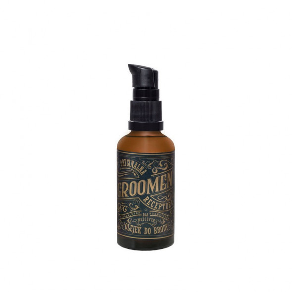 GROOMEN Olejek do brody EARTH 45g 50ml
