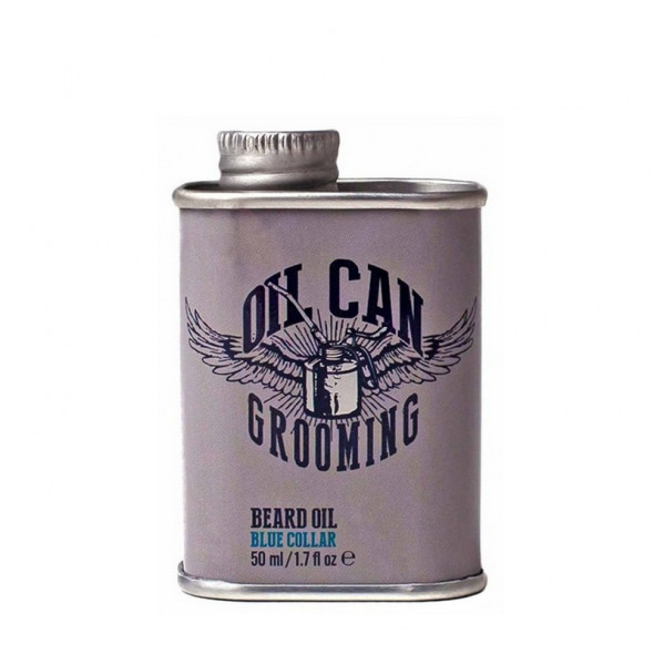 OIL CAN Grooming Olejek do brody Blue Collar 50ml