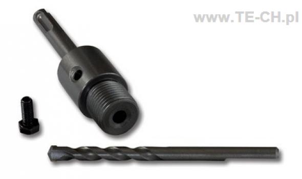 Adapter otwornic do betonu SDS-PLUS 110mm STALCO