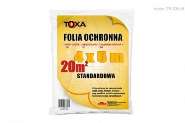 Folia malarska standard TOXA 4x5m