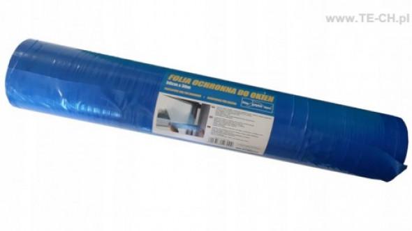 Folia ochronna do okien BLUE DOLPHIN 0,5/30m rolka
