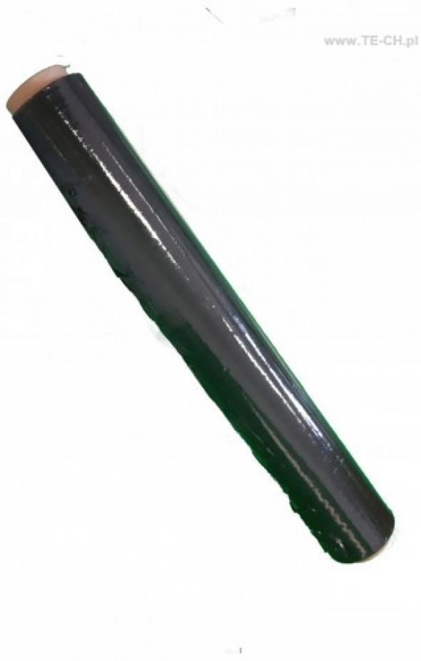 Folia stretch czarna BLUE DOLPHIN 500 mm x 1 kg