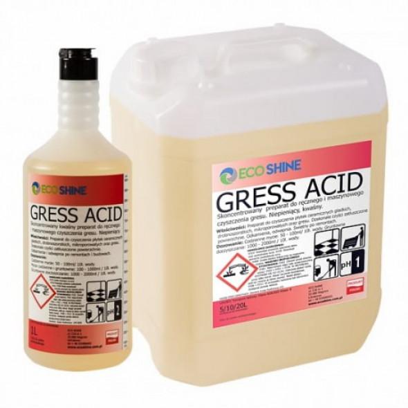 GRESS ACID okresowe mycie gresu (środek kwaśny)