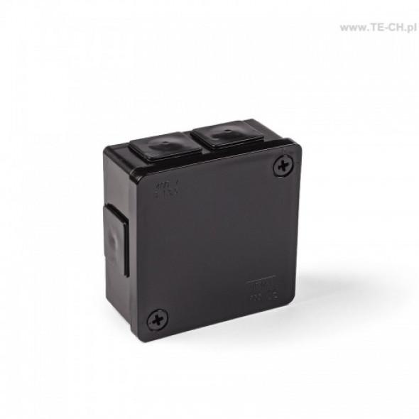 Puszka hermetyczna natynkowa 86x86x40mm IP55