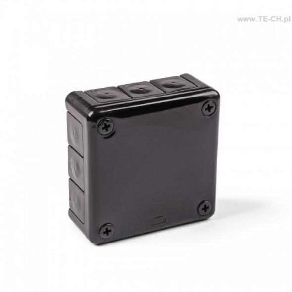 Puszka natynkowa hermetyczna 98x98x42mm 041-05