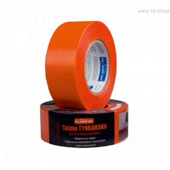 Taśma tynkarska pomarańczowa BLUE DOLPHIN 38mm/50m