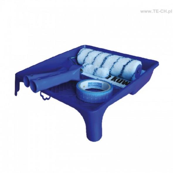 Zestaw malarski BLAUFADEN 18cm BLUE DOLPHIN