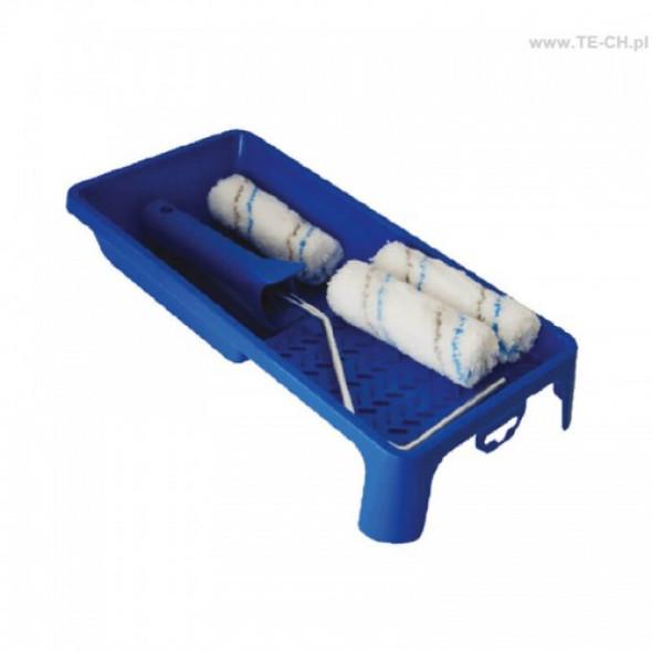 Zestaw malarski MICROFIBRA 10cm BLUE DOLPHIN