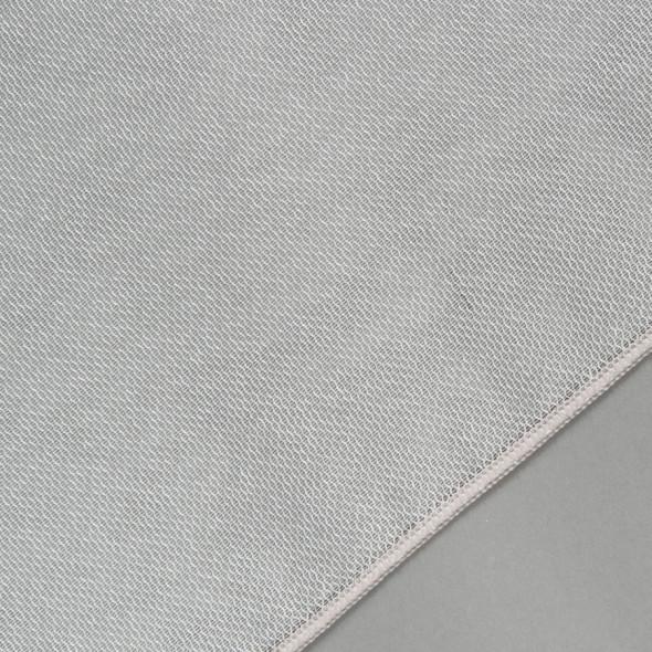 Firana z ołowianką PALOMA-005 - wysokość 300 cm - ecru