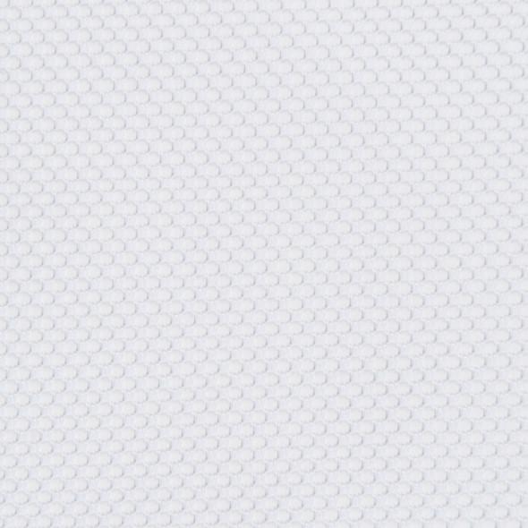 Firanka fantazyjna 010033 - wysokość 300 cm - biała
