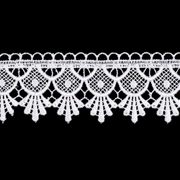 Gipiura 014818 - wysokość 5 cm - biały