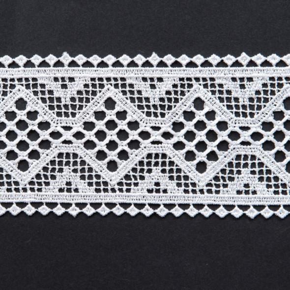 Gipiura 072702 - wysokość 10 cm - biały