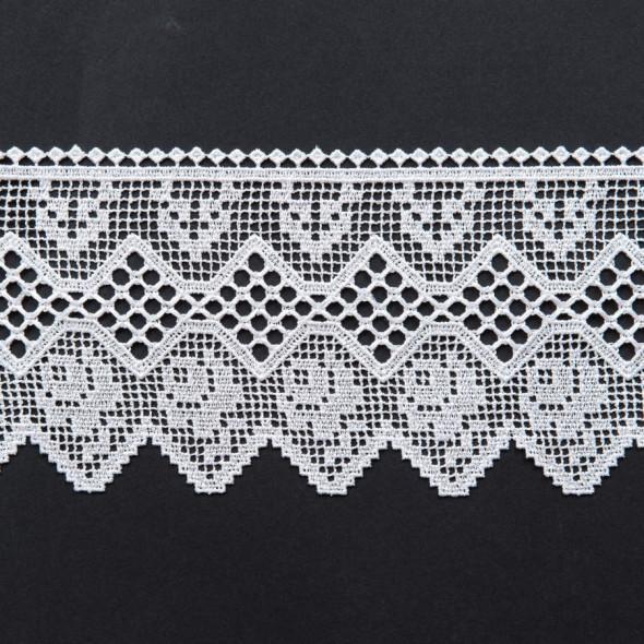 Gipiura 072702 - wysokość 15 cm - biały