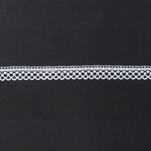 Gipiura 072732 - wysokość 3 cm - biały
