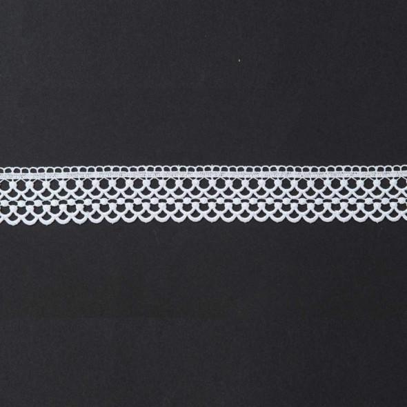 Gipiura 072732 - wysokość 5 cm - biały