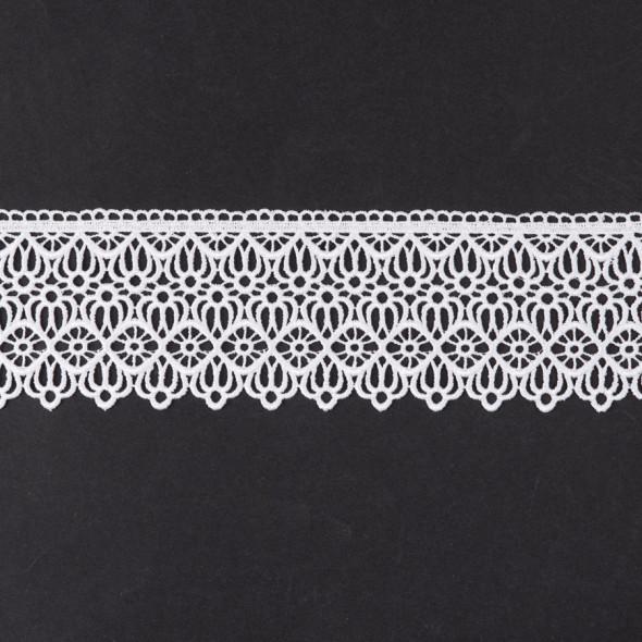 Gipiura 072935 - wysokość 10 cm - biały