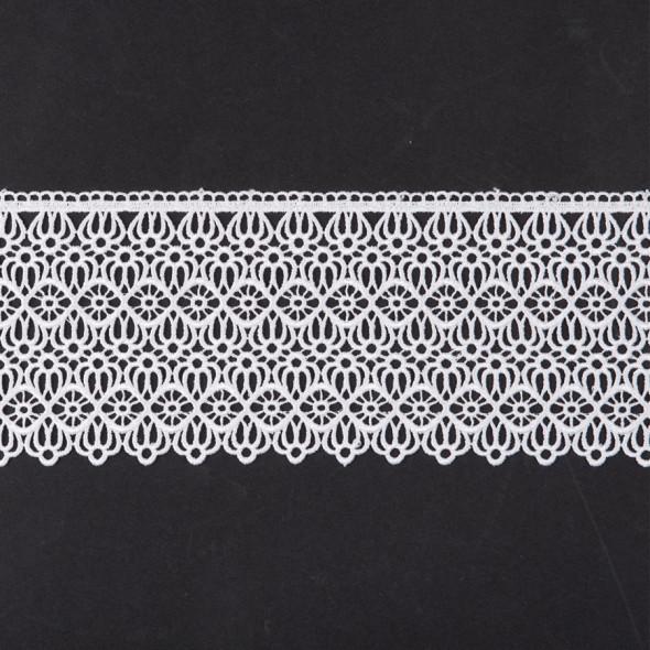 Gipiura 072935 - wysokość 15 cm - biały