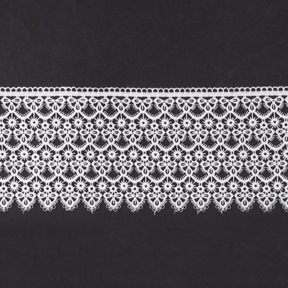 Gipiura 072954 - wysokość 14 cm - biały