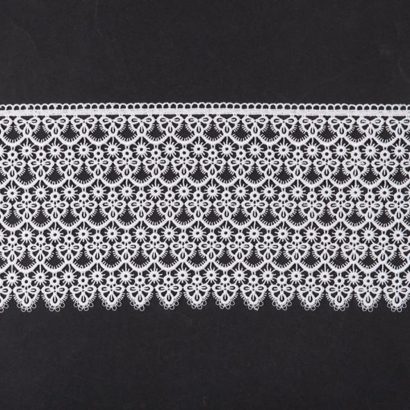 Gipiura 072954 - wysokość 20 cm - biały