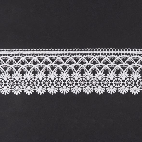 Gipiura 072967 - wysokość 10 cm - biały