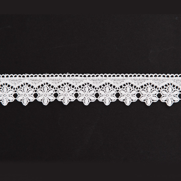 Gipiura 4G1556 - wysokość 4 cm - biały