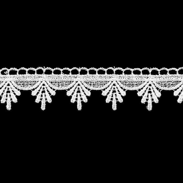 Gipiura 4G2330 - wysokość 3 cm - biały
