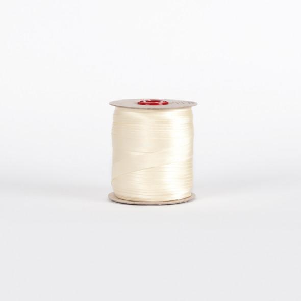Lamówka 004 - 1,5 cm - ciemnokremowy