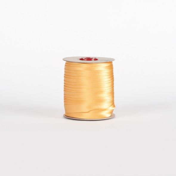 Lamówka 006 - 1,5 cm - ciemnożółty