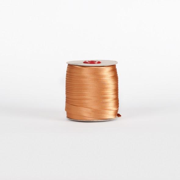 Lamówka 144 - 1,5 cm - karmelowy brąz