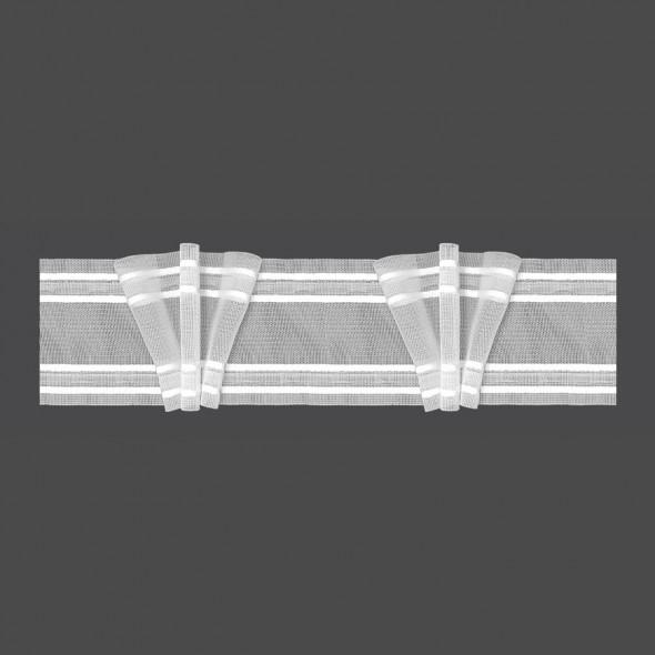Taśma marszcząca dekoracyjna M/Z15 - 1:2,2 - 7,5 cm