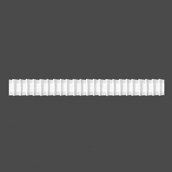 Taśma marszcząca ołówkowa M/F1K - 1:1,5 - 2,5 cm