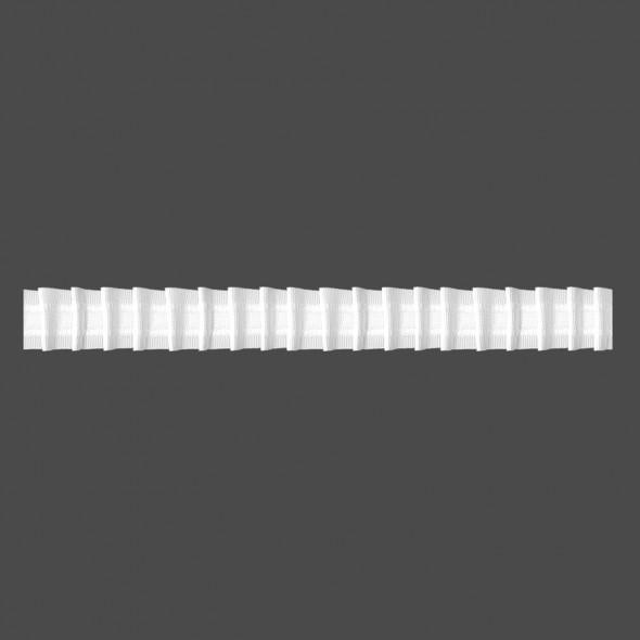 Taśma marszcząca ołówkowa M/F1K - 1:2 - 2,5 cm