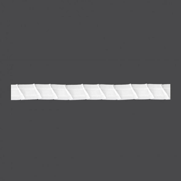 Taśma marszcząca ołówkowa M/FP0 - 1:2 - 2,5 cm