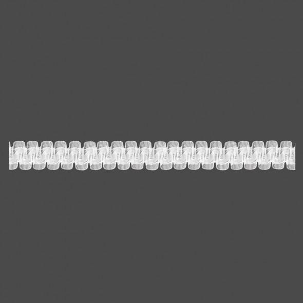 Taśma marszcząca smokowa M/TF9 - 1:2,5 - 2,5 cm