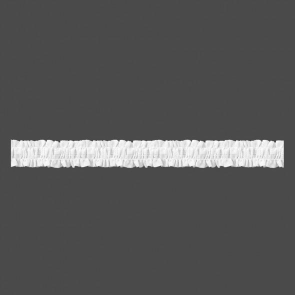 Taśma marszcząca uniwersalna M/FZ4 - 2,5 cm