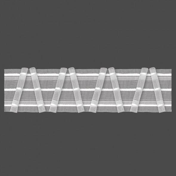 Taśma marszcząca V-ka M/Z16 - 1:2,4 - 7,5 cm
