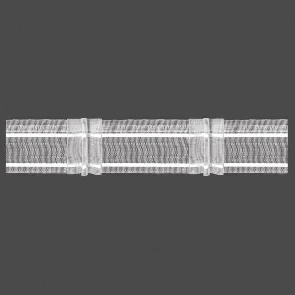 Taśma marszcząca z potrójną zakładką M/Z7Z - 1:2 - 5 cm
