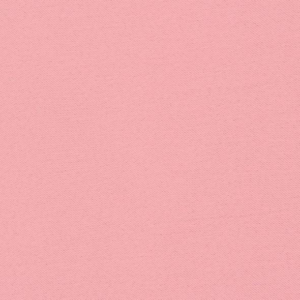 Zasłona blackout na przelotkach DONA - 260x140 cm - różowy
