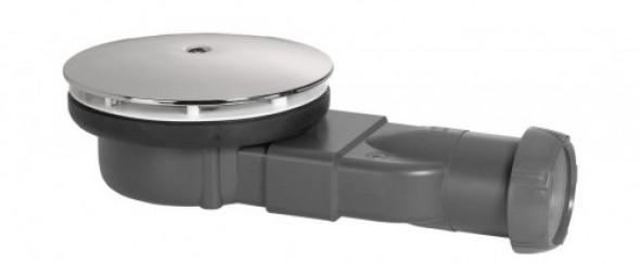 Radaway R400 Slim syfon do brodzika , chrom