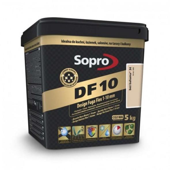 Sopro DF10 fuga beż bahama 34 , 5kg